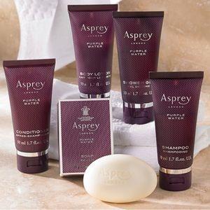 22 Asprey Purple Shampoo Conditioner Lotion Gel